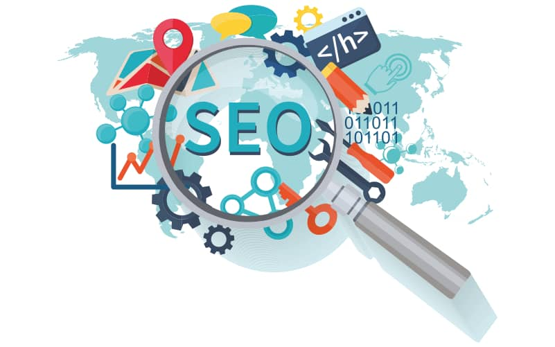 SEO Score of your Website by Gc Digital